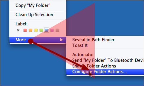 Mouse path for sub-menus in OS X