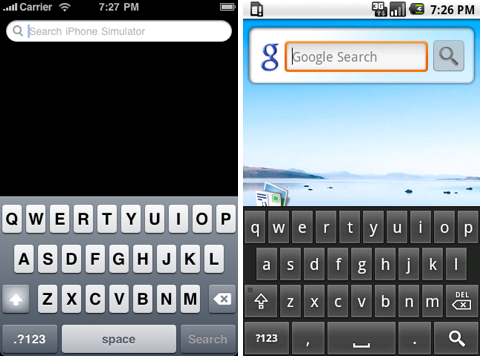 Disable Full Screen Keyboard on Landscape Screen - Android - Corona