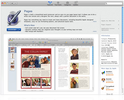 Mac App Store Screenshot
