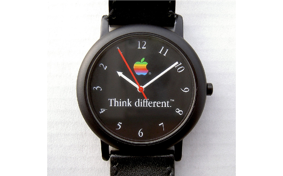 Apple-branded quartz watch